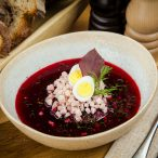 Cold Russian Beetroot Soup